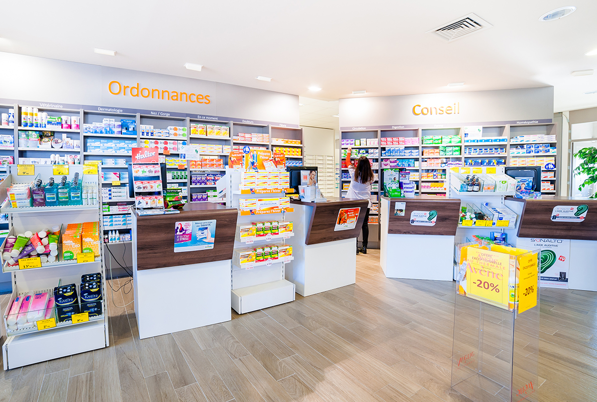Envoyer vos ordonnances à la pharmacie