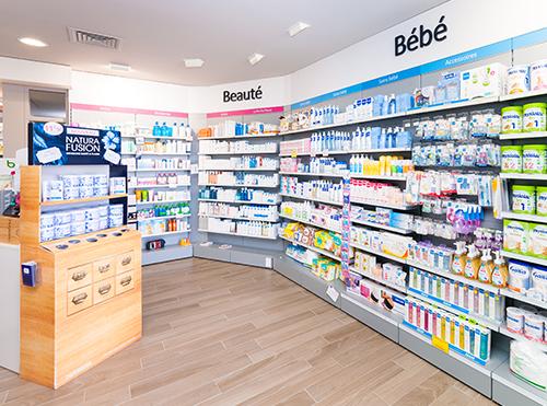 Les Bebes de la pharmacie